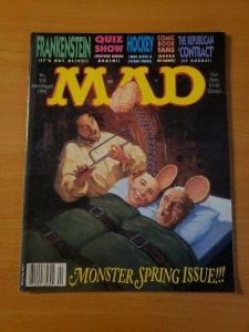 Mad Magazine #334 ~ VERY FINE - NEAR MINT NM ~ March/April 1995