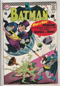 Batman #190 (Mar-67) VG/FN+ Mid-Grade Batman