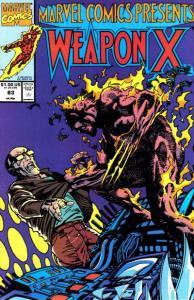 Marvel Comics Presents (1988 series) #83, NM + (Stock photo)