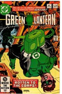 Green Lantern #154 (1960 v2) Guardians of the Universe VF+