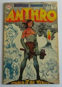 Showcase #74 VF/NM Intro/1st App. Anthro Silver Age DC Comic 1st Print 1968