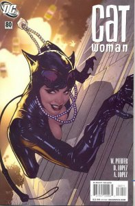 CATWOMAN (2002 DC) #80 NM