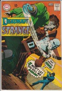Strange Adventures #212 (Jun-68) VF+ High-Grade Deadman