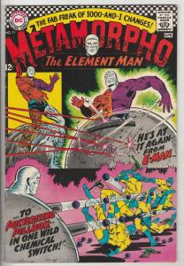 Metamorpho the Element Man #11 (Apr-67) NM- High-Grade Metamorpho, Simon Stag...