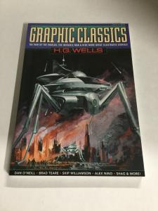 Graphic Classics H.G. Wells Volume 3 Nm Near Mint Eureka Productions SC TPB