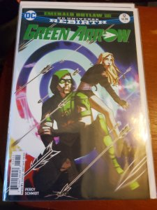 Green Arrow #12 (2017)