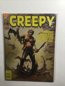 Creepy 134 Jan 1982 Near Mint- Nm- 9.2 Warren Magazine