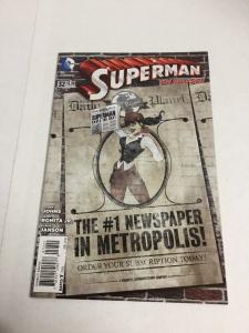 Superman 32 Bombshell Variant Nm Near Mint New 52