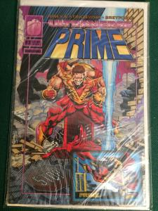 Prime #2 collector's edition with collectors card sealed