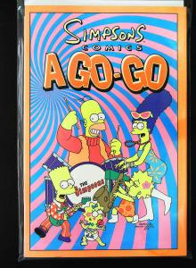 Simpsons Comics A Go-Go TPB #1, NM + (Actual scan)