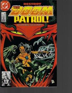 Doom Patrol #2 (DC, 1987) NM