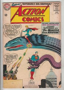 Action Comics #303 (Aug-63) VG+ Affordable-Grade Superman