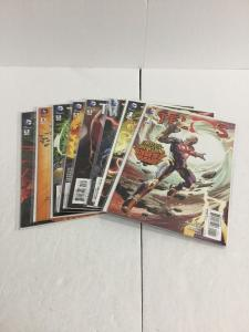 Telos 1-6 With Variants Lot Set Run Nm Near Mint DC Comics IK