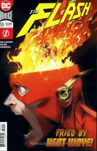 Flash, The (5th Series) #55 VF/NM; DC | save on shipping - details inside