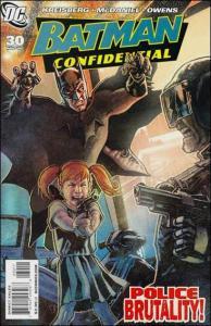DC BATMAN CONFIDENTIAL #30 VF/NM