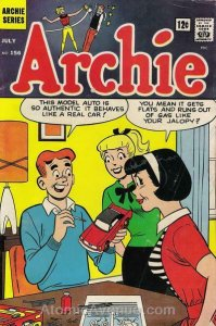 Archie #156 VG; Archie | low grade comic - save on shipping - details inside