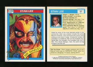 1991 Marvel Comics II  Card  #35 ( USAgent )  MINT