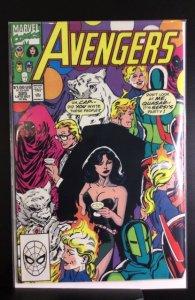 The Avengers #325 (1990)