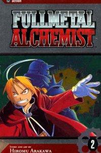 Full Metal Alchemist #2 VF; Viz | save on shipping - details inside
