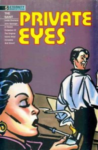 Private Eyes #5 FN; Eternity | save on shipping - details inside