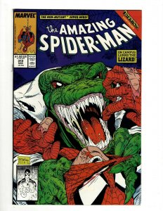 Amazing Spider-Man # 313 NM Marvel Comic Book Venom McFarlane Goblin Lizard OF2