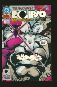 DC Comics Special Eclipso The Darkness Within No 1 July 1992