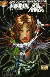Witchblade #55B VF/NM; Image | save on shipping - details inside