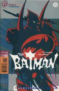 Tangent Comics/The Batman #1 FN; DC   save on shipping - details inside