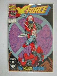 X-Force #2 8.5 VF+ (1991 1st Series)