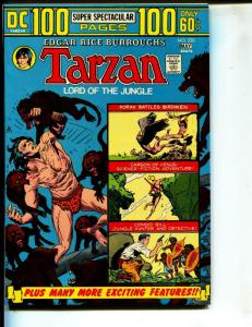 Tarzan-#230-1974-100 Pages-DC-BRONZE-AGE-Joe Kubert-NM-