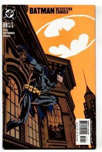 Detective Comics #744 First appearance of CRISPUS ALLEN / THE SPECTRE DC