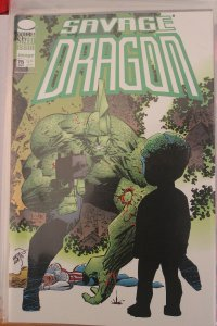 Savage Dragon #75 (may 2000, Image) NT/MT