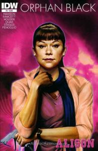 Orphan Black #3 VF; IDW | save on shipping - details inside