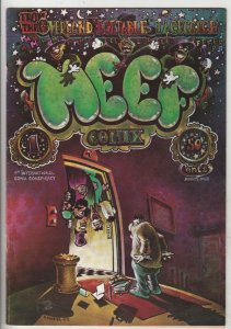 Meef #1 (Jan-72) VF/NM High-Grade