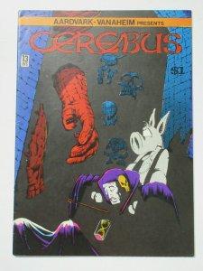 Cerebus the Aardvark (A Vanaheim Dec 1979 Jan 80) #13 Dave Sim 1st Printing!