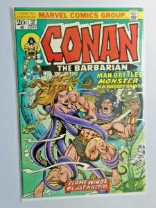 Conan the Barbarian #32 6.0 FN (1973)