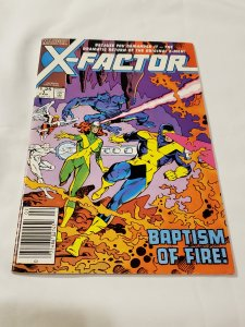 X-Factor 1 VF/NM Cover by Walt Simonson