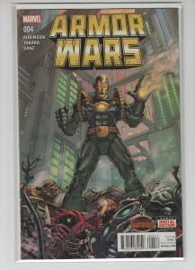 ARMOR WARS (2015 MARVEL) #4