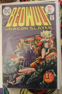 Beowulf Dragon Slayer #1 (May 1975, DC) NM