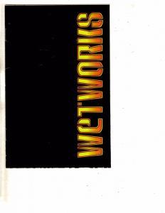 7 Ashcan Comic Books Wetworks Star Trek Batman Madman Pitt Alien Grendel HC4