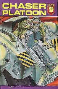 Chaser Platoon #3 VF/NM; Aircel | save on shipping - details inside