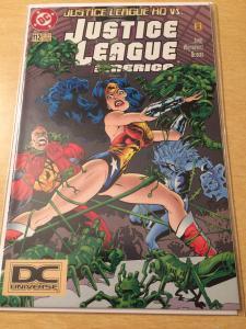 Justice League America #112