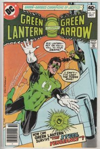 Green Lantern #121 (Oct-79) VF/NM High-Grade Green Lantern, Green Arrow, Blac...