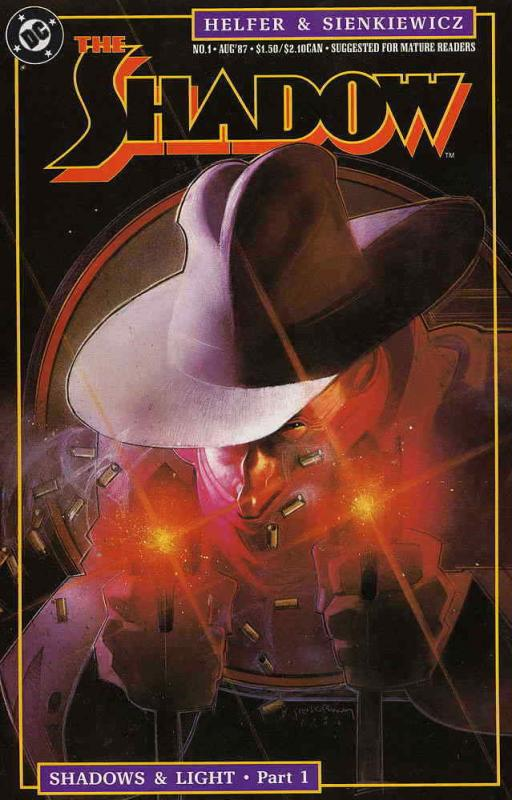 Shadow, The (4th Series) #1 VF/NM; DC | save on shipping - details inside