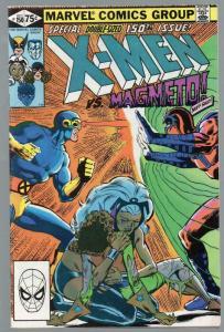 X MEN 150 FN+ Oct. 1981