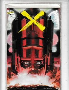 EARTH X #1  X NM  DYNAMIC  FORCES EXCLUSIVE ALTERNATE CVR.  #1305