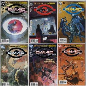 OMAC Project #1-6 (DC, 2005) NM Average