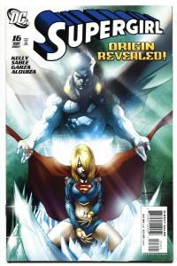 SUPERGIRL #16 2007 Origin issue DC comic book