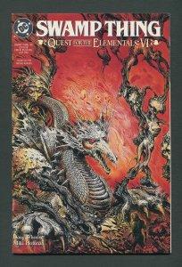 Swamp Thing #109  (2nd Series) 9.0 VFN/NM  July 1991
