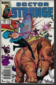 Doctor Strange #70 (Marvel, 1985) NM